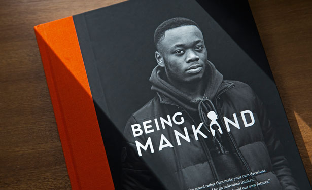 Being Mankind, why they do this? The track & the film
