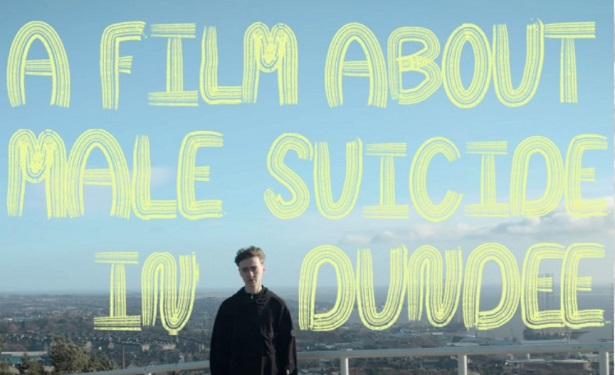 'Mind Yersel',  Bonnie MacRae's Short Film on Male Suicide in Dundee, The Suicide Capital of Scotland...